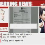 Exposed NDTV Apologises To BJP MP @MaheishGirri For Showing Wrong Letter!  Time #DilliKaThug Kejru too apologises https://t.co/m36UEfhMER