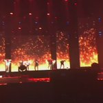 [INFO] #KCON16NY BTS performing FIRE #BTSinNY https://t.co/zmhuaZkki3