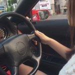 坂道発進エンスト(/ _ ; )  でもすぐにバザードで後続車にゴメンなさいしたのは素晴らしい! https://t.co/w89zFctLnR