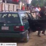 This is our Police under BUHARI.  This is our Police in the era of IMPUNITY & TYRANNY.   Cry My Beloved Nigeria!   https://t.co/pSSFaLuLxh