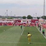 """Y nuestro """"Killer"""" @Xurripi nos llevo a Segunda!! Grande @SevillaAtletico @CanteraSFC @cotan95 GRACIAS A TODOS!!!! https://t.co/u8cI9F7HKB"""