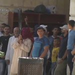 (WATCH) Video of this mornings incidents on the Temple Mount, #Jerusalem https://t.co/UuV7n0uwYN