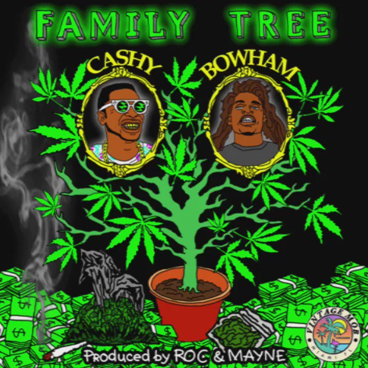 """New Music""  Cashy Kesh • "" Family Tree """