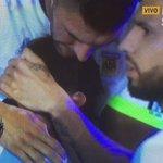 El dolor de #Messi es grande, tercer año consecutivo que pierde una final con #Argentina https://t.co/djRczm4elH