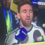"""Lionel Messi: """"Ya esta, se terminó para mí la Selección. No es para mí, son cuatro finales"""". https://t.co/4ytAbrGXpe"""