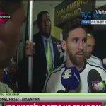 La renuncia de #Messi a la selección . https://t.co/B7AT3gTpIW