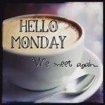 Good Monday Morning #mondaymotivation https://t.co/61EoRJSkrA