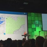 Spatial and non spatial data, together at last!  Blazing fast spatial aggregation with Insights. #EsriUC https://t.co/563hqg19je