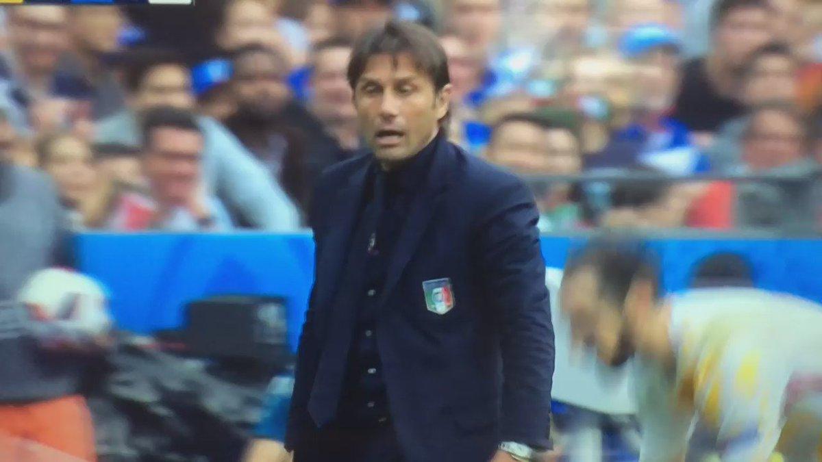 Antonio Conte ladies & gentlemen #ITA https://t.co/9oh8vexcwN