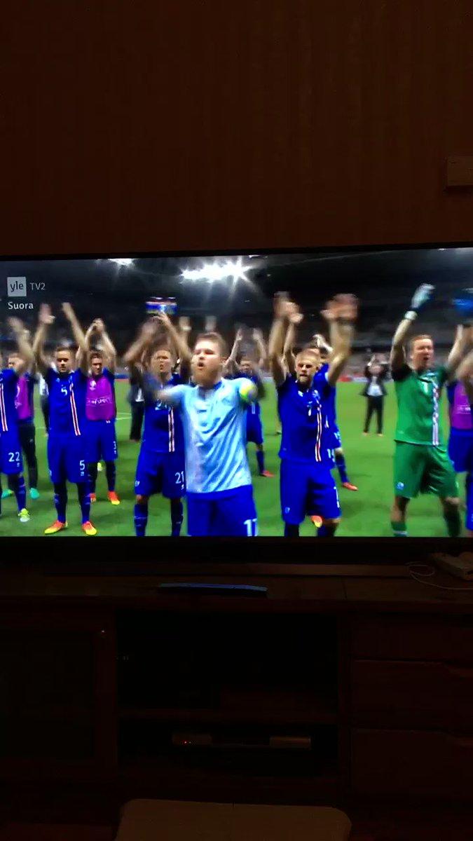 #emfutis #ISL voitto kotiin! https://t.co/ITuyNBOdu9