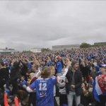 Así festejaron en Islandia el triunfo sobre #ENG en la #EURO2016 (vía @dorisig) https://t.co/vk16M88H4u