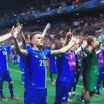 Estos momentos nos ayudan a creer que sí se puede.¡Gracias fútbol! ⚽ ¡Gracias #Islanda! 👏💪 https://t.co/Y0Epoq62oX
