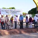 En #PiedrasNegras construimos la planta potabilizadora del futuro, garantizamos el agua potable a 40 años de hoy 💪 https://t.co/Qjh35kIbGY