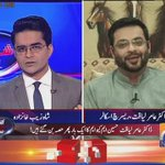 Asked Dr.Amir liaqat abt his reasons for re-joining MQM. Here is link to the full interview. https://t.co/66rynpqxFt https://t.co/AXLHSV5LFw
