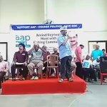 AAP Convener .@ArvindKejriwal speaks with representatives of Fishing Community in Goa!! https://t.co/csIuylSuGK