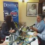 Un poco de la entrevista a @seraviles  @artescenicaac #Saltillo en 93.5 FM https://t.co/OazcN4sbKL