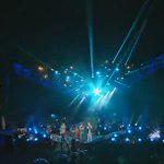 """Hace exactamente 2 años de este increíble fan project en San Siro mientras los chicos cantaban """"Right Now"""" en Milan. https://t.co/Fs0M2qRcG4"""