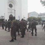 Fuerza Centro Histórico se prepara para realizar un recorrido en los mercados capitalinos. Vía @azucenascencio https://t.co/pU432GxEn2