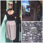 This print! #ootd #summer16 #fashion #halifax #hfx #shopsmall #novascotia #boutique #style #blackandwhite https://t.co/dFmQAzBY5G