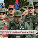 """GNB repudia ataques de la derecha parlamentaria que """"pretenden desestabilizar el país"""" #MaduroEsVenezolanoYPunto https://t.co/Kb3Ibj9DUk"""