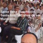 Este día Santa Rosa Guachipilin (Santa Ana)es Capital de El Salvador por un día en honor a sus 100 años de fundación https://t.co/5qAmCrk9y1
