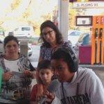 Joel (@UDLONGUERA) Borja (@UDMatanza) y Ulises (@udcruzsanta) hablan de sus clubs en @GasolinerasTgas Santa Catalina https://t.co/ozFwBt7sgU