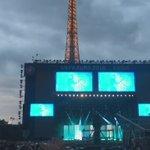 Le concert de @muse commence fort à la #FanZoneTourEiffel ! 🎤 #MuseTourEiffel https://t.co/HL8WLJTh1S