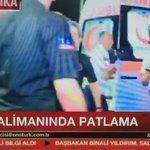 CNN Türkte konuşan bir AKPli yöneticinin İstanbuldaki patlamayı yeni anayasaya bağladığını biliyor musun?  https://t.co/zUQ6wWtc4Y