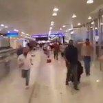Dramáticos momentos de la evacuación en el aeropuerto de Estambul https://t.co/h3N3i6wb51 #AtaqueEstambul https://t.co/nFFSigQDlT