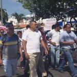 1500 trabajadores protestan por la extinción de SAS en #Veracruz. @nolasquito80 @PanoramaVer @JulianCordero7 https://t.co/7XQqNSqJpu