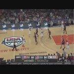 #FIBA ¿Se acordará Derrick Rose de esto cuando regrese al Madison Square Garden? 😹 https://t.co/lS0tuA3qUp