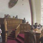 Ayer en la sesión cerrando el debate sobre el examen del caso de Venezuela en la OEA. https://t.co/Gp4zDllYqQ