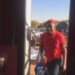 CIC @Julius_S_Malema arrives in #Upington #VoteEFF https://t.co/Akk5Hg1oqL