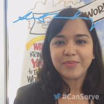 Heres Ayesha Shajahan-Haq telling us how she #CanServe live from the Cancer Moonshot Summit! https://t.co/qRjh8wpIgh