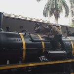 Hoy en Colombia suenan fuerte las locomotoras del #FerrocarrilDeAntioquia. https://t.co/0eo5rb47fu