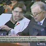 VIDEO. La verdad de VENEZUELA EN LA OEA. Contra la pretensión intervencionista de Almagro y la oposición vzlana! https://t.co/shCchKgFD9
