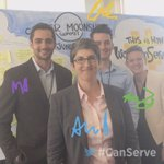 The @InnovFellows sharing how they #CanServe live from the Cancer Moonshot Summit! https://t.co/JiaSjX5w7r