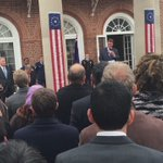 The US Colours are presented at the 240th Independence Day celebrations at the @USAembassyinOZ in #Canberra https://t.co/Sa1QR7eadp