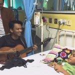 Alhamdullilah hajat adik Akmal Hadi ditunaikan dpt menyanyi dgn Faizal Tahir :) https://t.co/0bCxTyCiXP