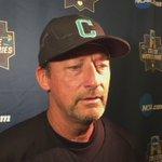 Gary Gilmore last night on the pitching situation for @CoastalBaseball @wyffnews4 https://t.co/wRIQBaL5ov