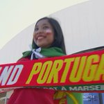 Counting down to kick-off! Are you lucky enough to be in Marseille? #EURO2016 #POLPOR https://t.co/Noj5sBTrsl
