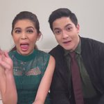 Alden and Maines FB Live Q&A (Part 1) © @gmanetworks FB Page #IYAMGrandPresscon #ALDUBYouJULY https://t.co/U12BAfvmpC