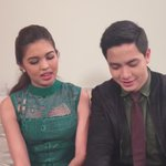 Alden and Maines FB Live Q&A (Part 2) © @gmanetworks FB Page #IYAMGrandPresscon #ALDUBYouJULY https://t.co/fhGDMIDphH