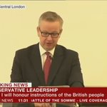 Michael Gove mentioning David Brent this morning.... #BrentsBack #GoveSongs https://t.co/101wRWE3eo