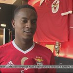 As primeiras declarações de Andre Carrillo (@18andrecarrillo) como jogador do SL Benfica. https://t.co/cthWxOvA4J