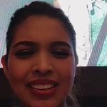 The Dubsmash queen dubsmashes her own scene from the movie! 😂❤️  © divinaursula #ALDUBYouJULY  #IYAMGrandPresscon https://t.co/WSGWPpIcZx