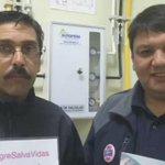 Nos sumamos a la campaña #donasangresalvavidas @bomberos_antof #Antofagasta https://t.co/KuRVgY08Sx