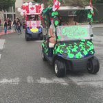 And theyre off! Whistler #CanadaDay parade, here we come! ???????? https://t.co/kGV1UlJdCR