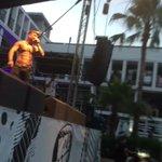 @TomZanettiTZ and @kokanedj running Ibiza Rocks right now! #WeAreRockstars #tomzanetti https://t.co/Y7hKEfbeNZ