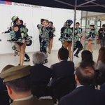 Con un baile de caporales, comienza la ceremonia de inauguración del nuevo Registro Civil de #AltoHospicio #Iquique https://t.co/FfMvTxSdRE